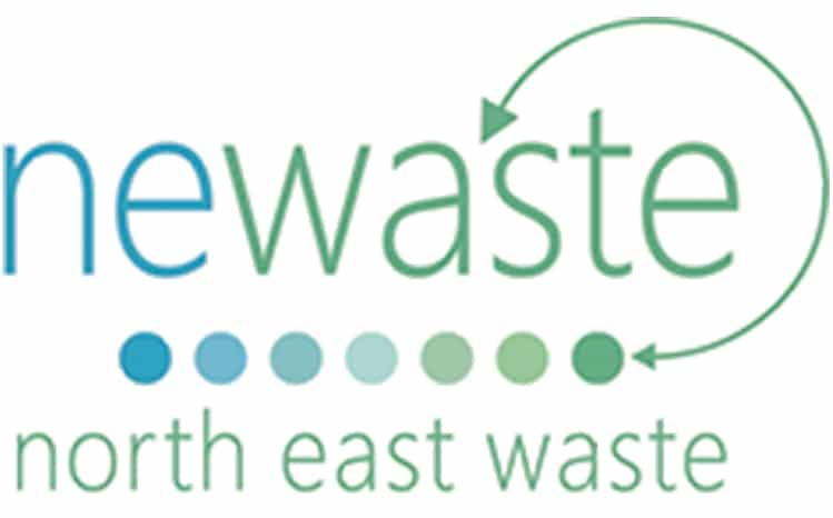 newaste north coast waste Logo